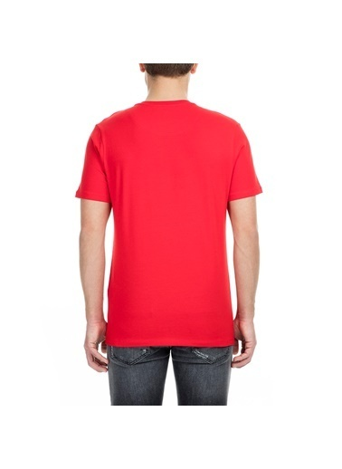 Frankie Morello Tişört Kırmızı